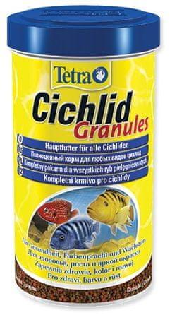 Tetra Cichlid granulát 500 ml