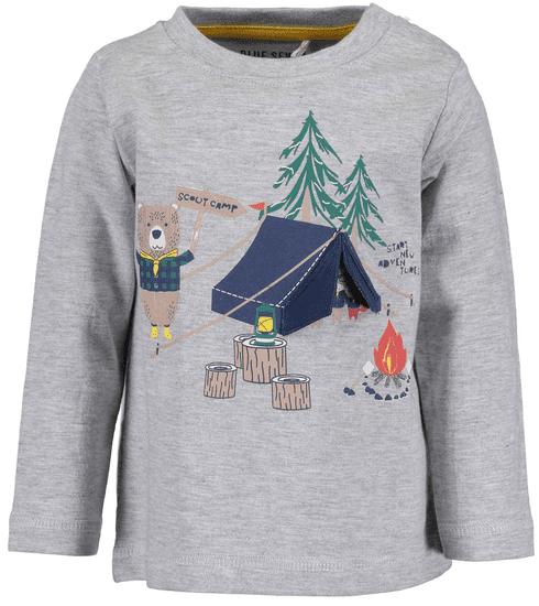 Blue Seven chlapecké tričko Camp