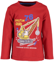 Blue Seven fiú póló, 62, piros