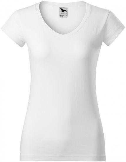 Malfini 3x Dámske tričko s hlbším V-výstrihom