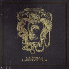 Grizfolk: Rarest Of Birds - CD