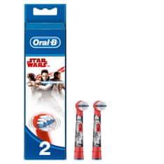 Oral-B nastavak za četkicu za zube Vitality Kids Star Wars (EB10-2), 2 komada