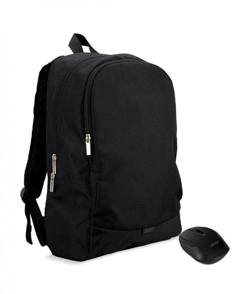 """Acer Starter KIT - Sada příslušenství k notebooku - 15.6"""" - černá (NP.ACC11.029)"""