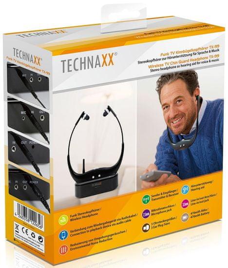 Technaxx TV Chin Gurard (TX-99)