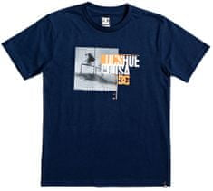 DC Tiago Court majica za dječake, plava, 170