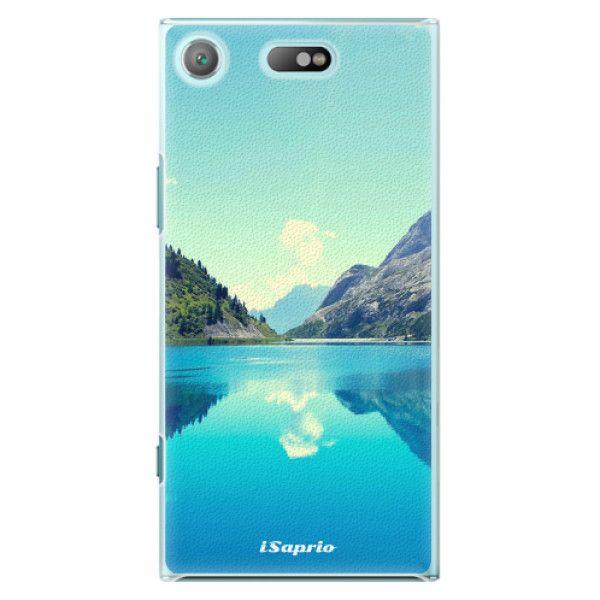 iSaprio Plastový kryt - Lake 01 pro Sony Xperia XZ1 Compact