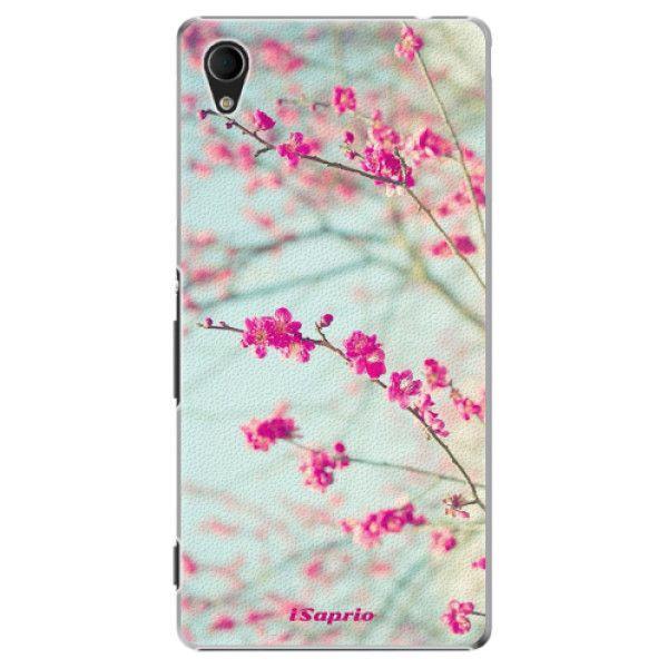 iSaprio Plastový kryt - Blossom 01 pro Sony Xperia M4 Aqua