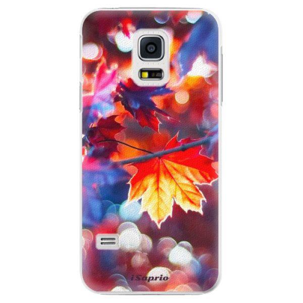 iSaprio Plastový kryt - Autumn Leaves 02 pro Samsung Galaxy S5 Mini