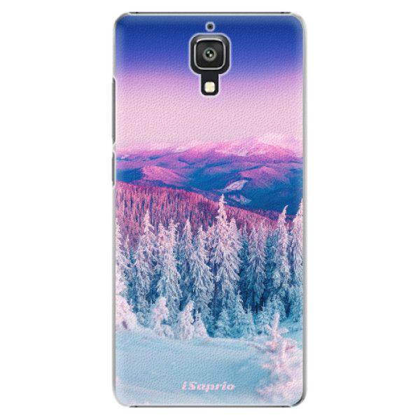 iSaprio Plastový kryt - Winter 01 pro Xiaomi Mi4