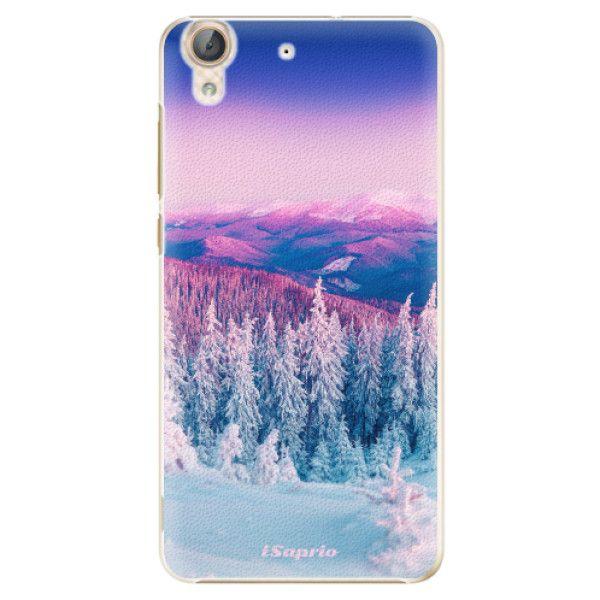 iSaprio Plastový kryt - Winter 01 pro Huawei Y6 II