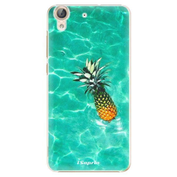 iSaprio Plastový kryt - Pineapple 10 pro Huawei Y6 II