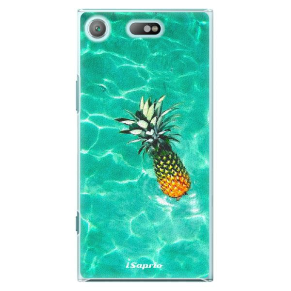 iSaprio Plastový kryt - Pineapple 10 pro Sony Xperia XZ1 Compact