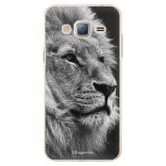 iSaprio Plastový kryt - Lion 10 pro Samsung Galaxy J3 (2016)