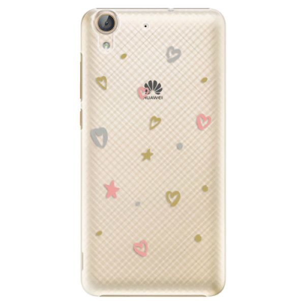 iSaprio Plastový kryt - Lovely Pattern pro Huawei Y6 II