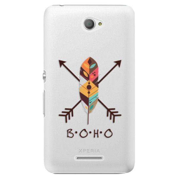 iSaprio Plastový kryt - BOHO pro Sony Xperia E4