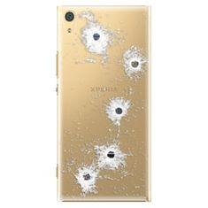 iSaprio Plastové pouzdro iSaprio - Gunshots - Sony Xperia XA1 Ultra