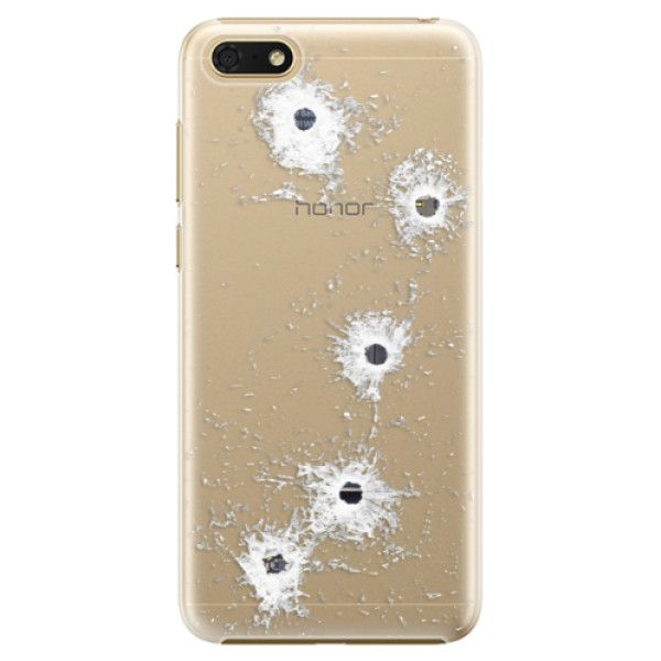 iSaprio Plastový kryt - Gunshots pro Honor 7S