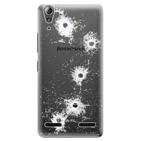 iSaprio Plastový kryt - Gunshots pro Lenovo A6000