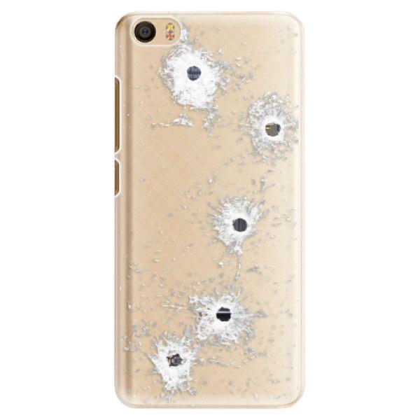 iSaprio Plastový kryt - Gunshots pro Xiaomi Mi5