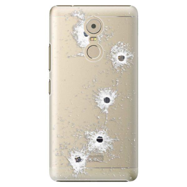 iSaprio Plastový kryt - Gunshots pro Lenovo Vibe K6 Note