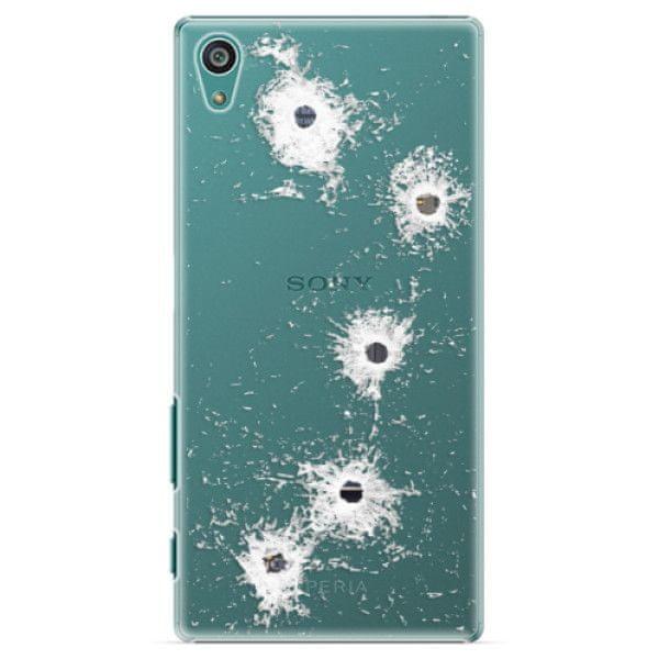 iSaprio Plastový kryt - Gunshots pro Sony Xperia Z5