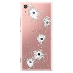iSaprio Plastové pouzdro iSaprio - Gunshots - Sony Xperia XA1