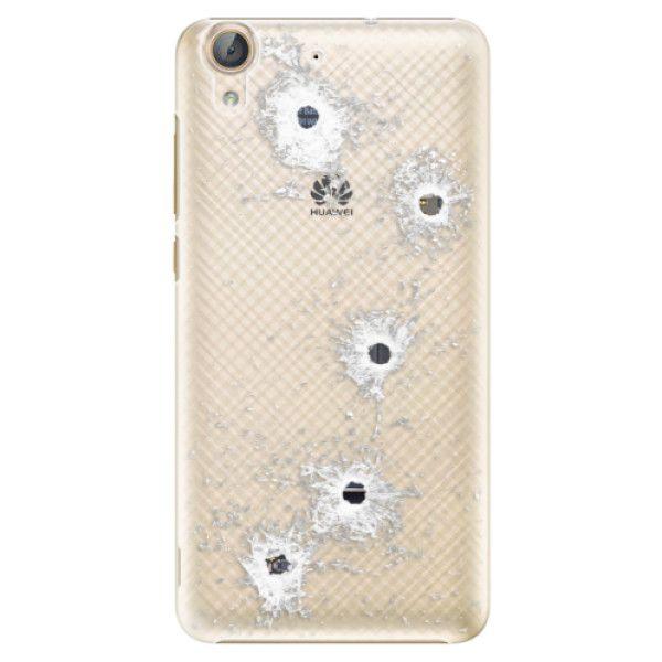 iSaprio Plastový kryt - Gunshots pro Huawei Y6 II