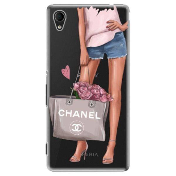 iSaprio Plastový kryt - Fashion Bag pro Sony Xperia M4 Aqua