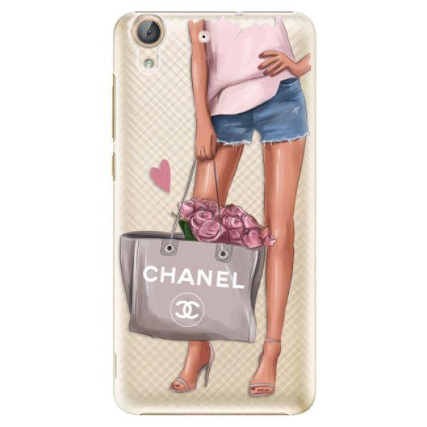 iSaprio Plastový kryt - Fashion Bag pro Huawei Y6 II