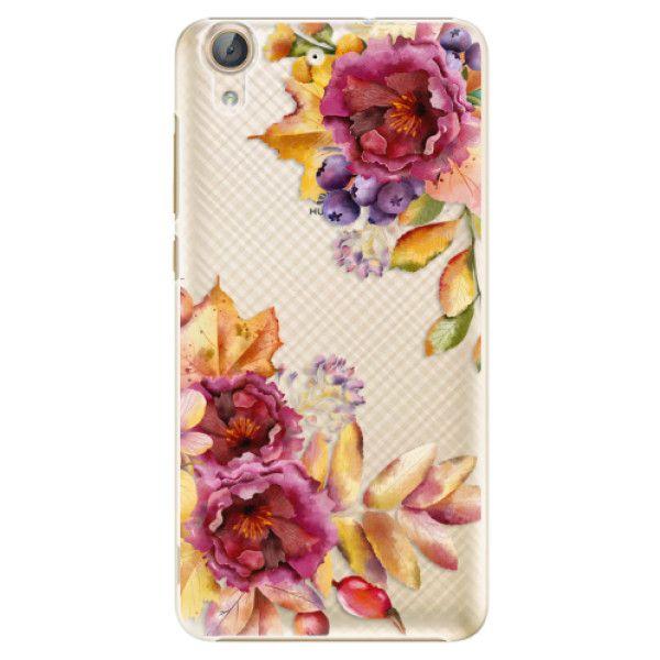 iSaprio Plastový kryt - Fall Flowers pro Huawei Y6 II