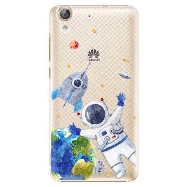 iSaprio Plastový kryt - Space 05 pro Huawei Y6 II