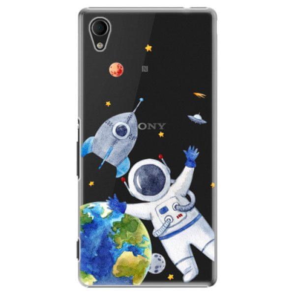 iSaprio Plastový kryt - Space 05 pro Sony Xperia M4 Aqua
