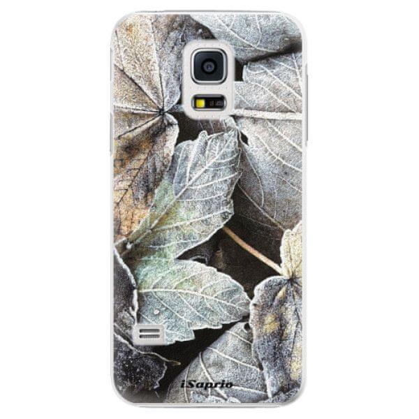 iSaprio Plastový kryt - Old Leaves 01 pro Samsung Galaxy S5 Mini