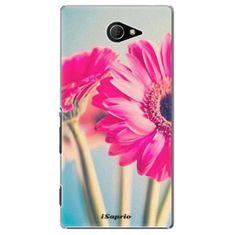 iSaprio Plastový kryt - Flowers 11 pro Sony Xperia M2