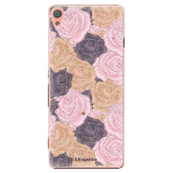 iSaprio Plastový kryt - Roses 03 pro Sony Xperia XA