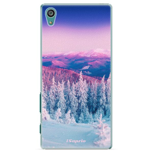 iSaprio Plastový kryt - Winter 01 pro Sony Xperia Z5