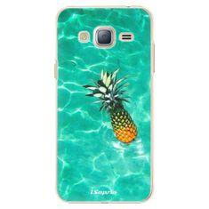 iSaprio Plastový kryt - Pineapple 10 pro Samsung Galaxy J3 (2016)