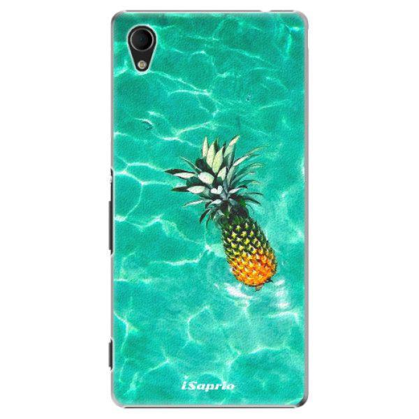 iSaprio Plastový kryt - Pineapple 10 pro Sony Xperia M4 Aqua