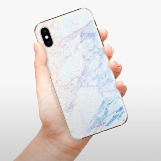 iSaprio Plastový kryt s motivem Raibow Marble 10