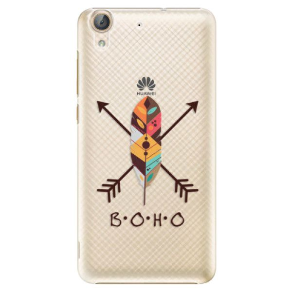 iSaprio Plastový kryt - BOHO pro Huawei Y6 II