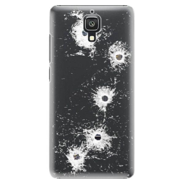iSaprio Plastový kryt - Gunshots pro Xiaomi Mi4