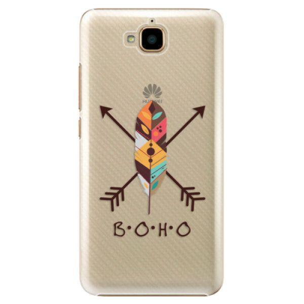iSaprio Plastový kryt - BOHO pro Huawei Y6 Pro