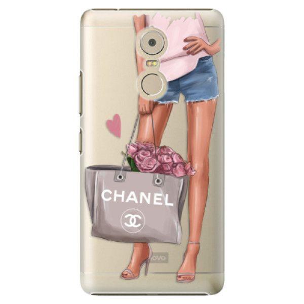 iSaprio Plastový kryt - Fashion Bag pro Lenovo Vibe K6 Note