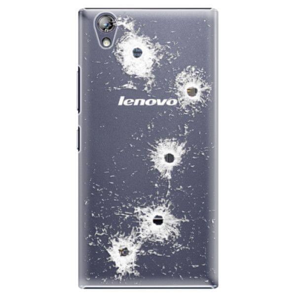 iSaprio Plastový kryt - Gunshots pro Lenovo P70