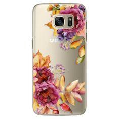 iSaprio Plastový kryt - Fall Flowers pre Samsung Galaxy S7 Edge