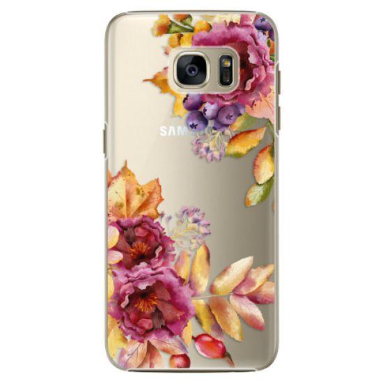 iSaprio Plastový kryt - Fall Flowers pre Apple iPhone 12 Pro Max