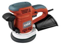 Extol Premium Bruska vibrační excentrická, 450W, 125 a 150mm, ERC 450 SCP, 8894202