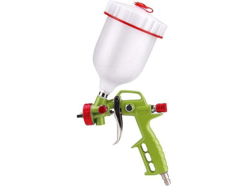 Extol Craft Pistole stříkací, 700 ml, 4 bar ( 0,4 MPa), 99314