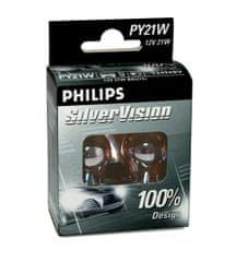 Philips Philips PY21W SilverVision 12V 12496SVS2