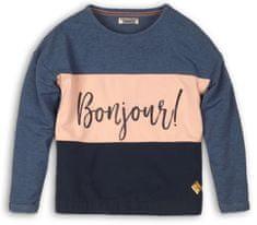 Dirkje Bonjour dekliška majica, večbarvna, 104